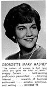 Georgette Hasney (Ellis)